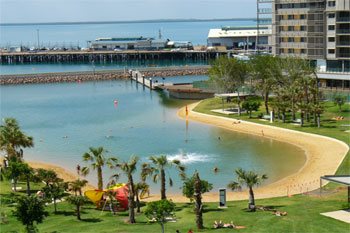 Darwin Waterfront and Vibe Hotel